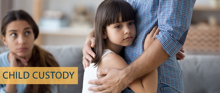 child custody Los Angeles